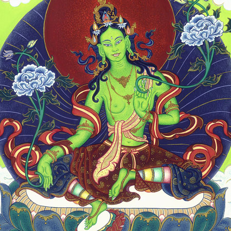 tara boeddha picture